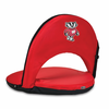 Picnic Time Oniva Seat Sport - Red University of Wisconsin Badgers