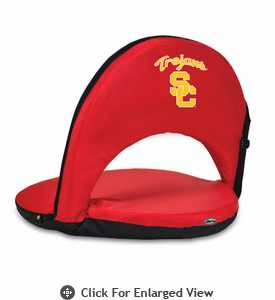 Picnic Time Oniva Seat Sport - Red USC Trojans