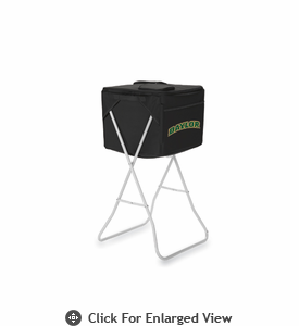 Picnic Time Party Cube - Black Baylor University Bears