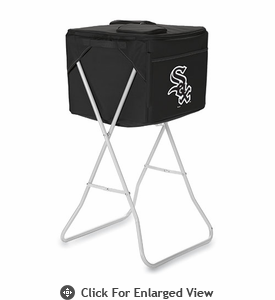 Picnic Time Party Cube - Black Chicago White Sox