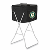 Picnic Time Party Cube - Black Oakland Athletics