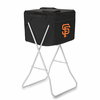 Picnic Time Party Cube - Black San Francisco Giants