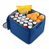 Picnic Time Party Cube - Navy Blue Auburn University Tigers