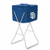 Picnic Time Party Cube - Navy Blue San Diego Padres