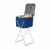 Picnic Time Party Cube - Navy Blue Syracuse University Orange