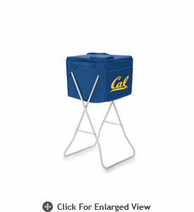 Picnic Time Party Cube - Navy Blue UC Berkeley Golden Bears