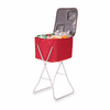 Picnic Time Party Cube - Red Stanford University Cardinal
