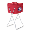 Picnic Time Party Cube - Red Washington Nationals