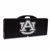 Picnic Time Picnic Table Black Auburn University Tigers