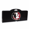 Picnic Time Picnic Table Black Florida State Seminoles