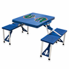 Picnic Time Picnic Table Blue University of Florida Gators