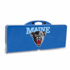 Picnic Time Picnic Table Blue University of Maine Black Bears