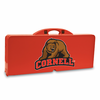 Picnic Time Picnic Table Red Cornell University Bears