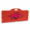 Picnic Time Picnic Table Red University of Arkansas Razorbacks
