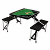 Picnic Time Picnic Table Sport - Black Chicago White Sox