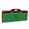 Picnic Time Picnic Table Sport - Black Miami Marlins
