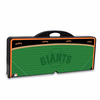 Picnic Time Picnic Table Sport - Black San Francisco Giants