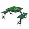 Picnic Time Picnic Table Sport - Hunter Green  Oakland Athletics