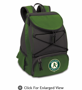 Picnic Time PTX - Green Oakland Athletics