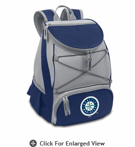 Picnic Time PTX - Navy Blue Seattle Mariners