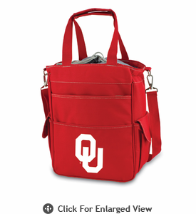 Picnic Time Red Activo University of Oklahoma Sooners