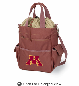 Picnic Time Red Clay Activo University of Minnesota Golden Gophers