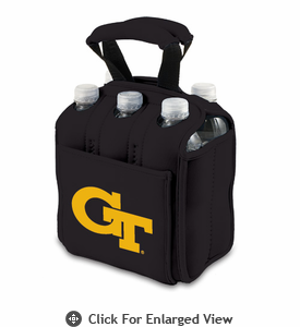 Picnic Time Six Pack  Georgia Tech Yellow Jackets
