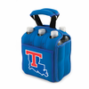 Picnic Time Six Pack  Louisiana Tech Bulldogs