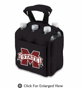 Picnic Time Six Pack  Mississippi State Bulldogs