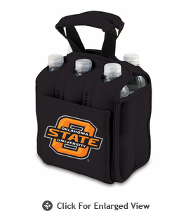 Picnic Time Six Pack  Oklahoma State Cowboys