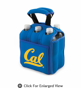 Picnic Time Six Pack  UC Berkeley Golden Bears