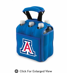 Picnic Time Six Pack  University of Arizona Wildcats
