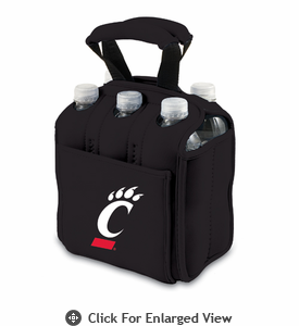 Picnic Time Six Pack  University of Cincinnati Bearcats