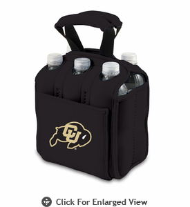 Picnic Time Six Pack  University of Colorado Buffaloes