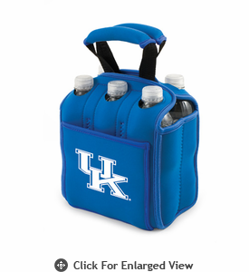 Picnic Time Six Pack  University of Kentucky Wildcats