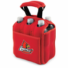 Picnic Time Six Pack  University of Louisville Cardinals