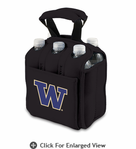 Picnic Time Six Pack  University of Washington Huskies