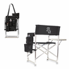 Picnic Time Sports Chair - Black Chicago White Sox