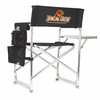 Picnic Time Sports Chair - Black Digital Print Bowling Green University Falcons
