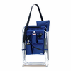 Picnic Time Sports Chair - Navy Blue Seattle Mariners