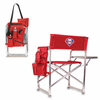 Picnic Time Sports Chair - Red Philadelphia Phillies