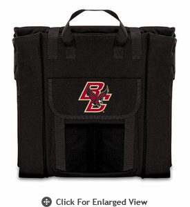 Picnic Time Stadium Seat - Black Boston College Eagles
