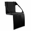 Picnic Time Stadium Seat - Black Kansas State Wildcats