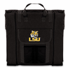 Picnic Time Stadium Seat - Black LSU Tigers
