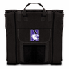Picnic Time Stadium Seat - Black Northwestern University Wildcats