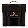 Picnic Time Stadium Seat - Black Oregon State Beavers