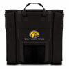 Picnic Time Stadium Seat - Black Southern Miss Golden Eagles
