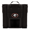 Picnic Time Stadium Seat - Black University of Georgia Bulldogs