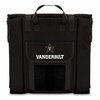Picnic Time Stadium Seat - Black Vanderbilt University Commodores
