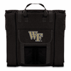 Picnic Time Stadium Seat - Black Wake Forest Demon Deacons